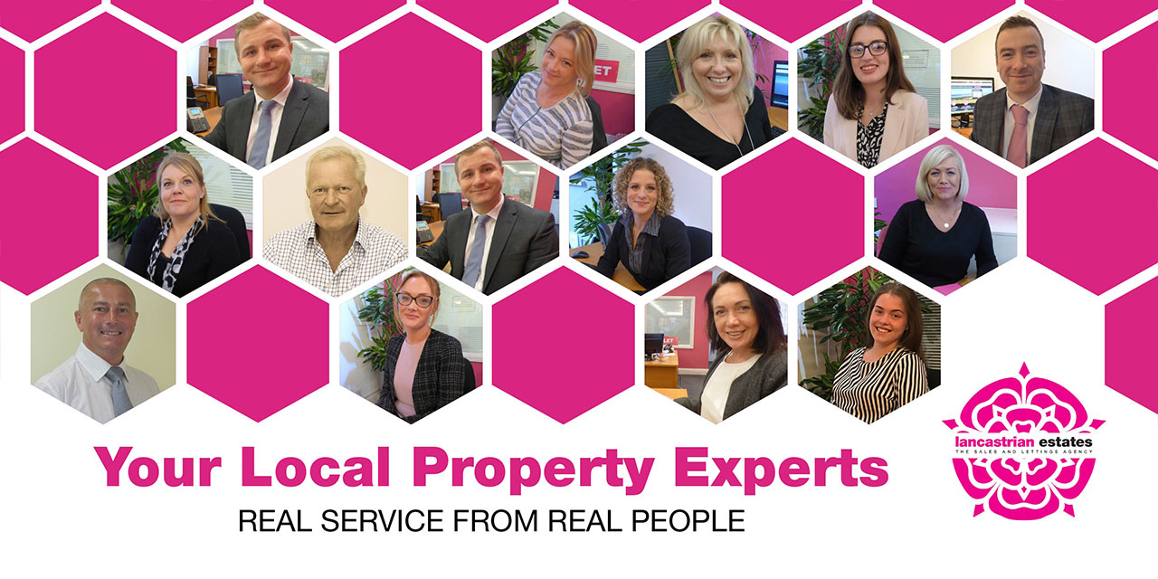 Lancastrian Estates, your local property experts